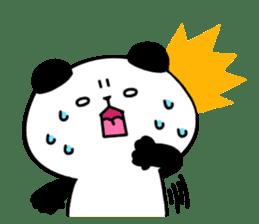 Pankichi Kuroda!! sticker #244843