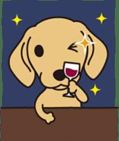 Love DACHS sticker #245938