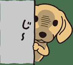 Love DACHS sticker #245954
