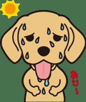 Love DACHS sticker #245959