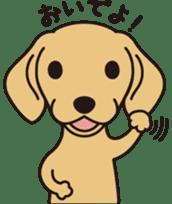 Love DACHS sticker #245961