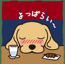 Love DACHS sticker #245963