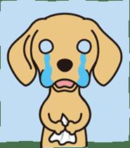 Love DACHS sticker #245969