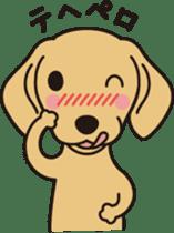 Love DACHS sticker #245971