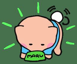 Maru Maru : First Look sticker #246159