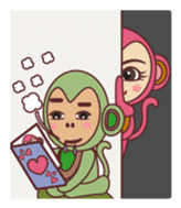 Monmee sticker #246768