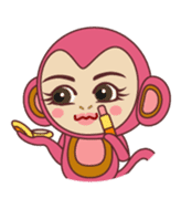 Monmee sticker #246783