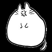 สติ๊กเกอร์ไลน์ สไตล์แมว