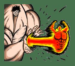 the Muscle men sticker #247189