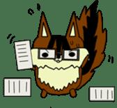 Risukun sticker #247644