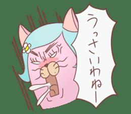 ho-ge-mi sticker #247676
