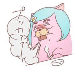 ho-ge-mi sticker #247679