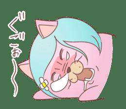 ho-ge-mi sticker #247683