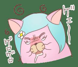 ho-ge-mi sticker #247687