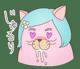 ho-ge-mi sticker #247696