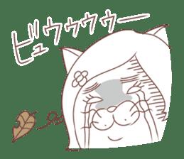 ho-ge-mi sticker #247700