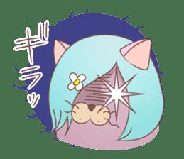 ho-ge-mi sticker #247702