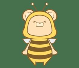kumabee sticker #248473