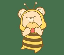kumabee sticker #248477