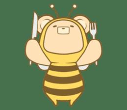kumabee sticker #248479
