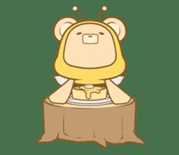kumabee sticker #248480