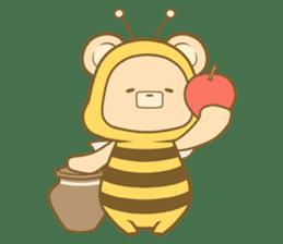 kumabee sticker #248483