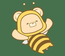 kumabee sticker #248484