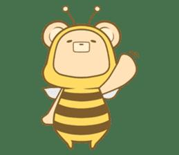 kumabee sticker #248485