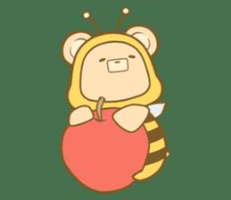 kumabee sticker #248486