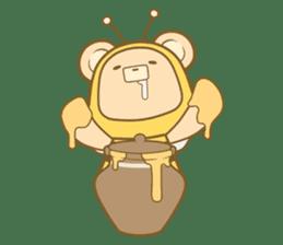 kumabee sticker #248487