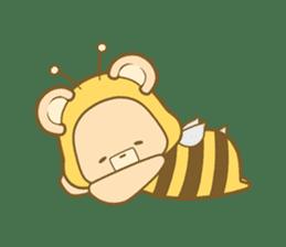 kumabee sticker #248488