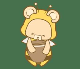 kumabee sticker #248496