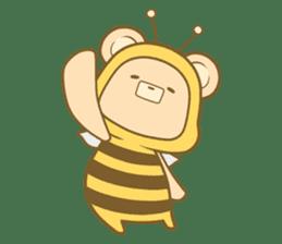 kumabee sticker #248498
