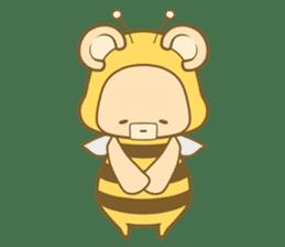 kumabee sticker #248500