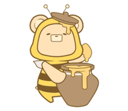 kumabee sticker #248501