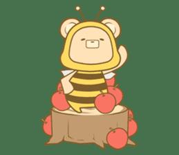 kumabee sticker #248505