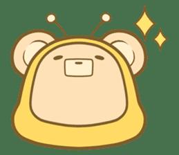 kumabee sticker #248508