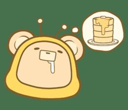 kumabee sticker #248512