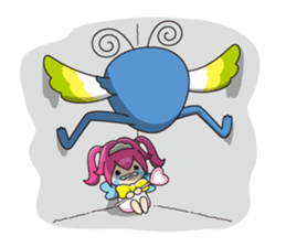 UMA(Unidentified Mysterious Animal) sticker #248558