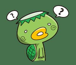 UMA(Unidentified Mysterious Animal) sticker #248565