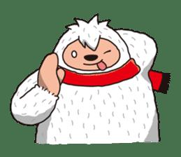 UMA(Unidentified Mysterious Animal) sticker #248567