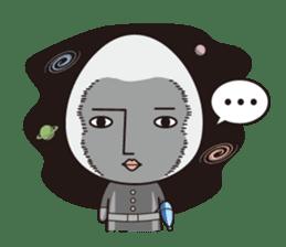 UMA(Unidentified Mysterious Animal) sticker #248573
