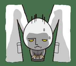 UMA(Unidentified Mysterious Animal) sticker #248583