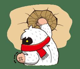 UMA(Unidentified Mysterious Animal) sticker #248588