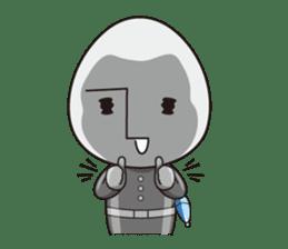 UMA(Unidentified Mysterious Animal) sticker #248590