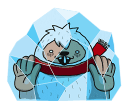 UMA(Unidentified Mysterious Animal) sticker #248591