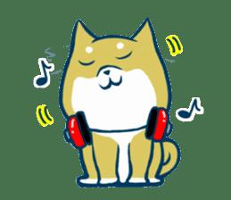 Cute dog stickers sticker #249492