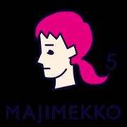 สติ๊กเกอร์ไลน์ MAJIMEKKO 5