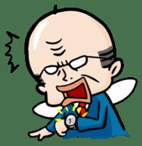 Fairy Ojisan sticker #250486