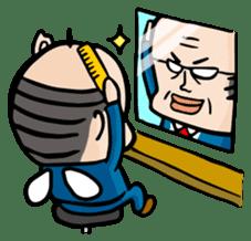 Fairy Ojisan sticker #250505